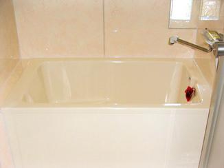 バスルームリフォーム スキマを無くして清潔感のあるバスルーム