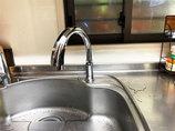 小工事湯水の切り替えもカンタン!家事がラクになるハンズフリー水栓